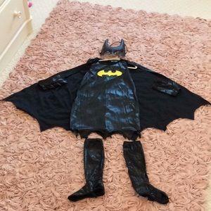 Bat Girl Costume